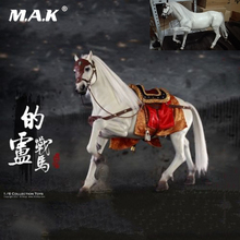 Collectible 303TOYS NO.120 1/6 Three Kingdoms Liu Bei War Horse Ancient Horses Figure Toys for 12» Action Figure Body Accessory