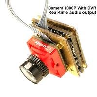 Caddx Turtle FOV 145 Degree Super WDR Mini FPV Camera 1080P 60fps DVR HD Recording OSD for RC Multicopter Drone