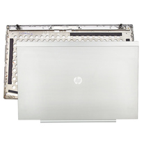 New Original Laptop case For HP EliteBook 8560P 8570P LCD Back Cover 641201-001 Silver A