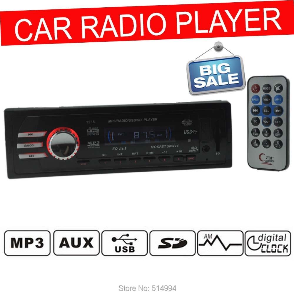 2015 новое поступление! Автомобильный Радио Аудио плеер, USB SD AUX IN, 12V 1 din автомобильный аудио, автомобильный стерео mp3 Пульт дистанционного упра