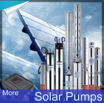 more solar pumps