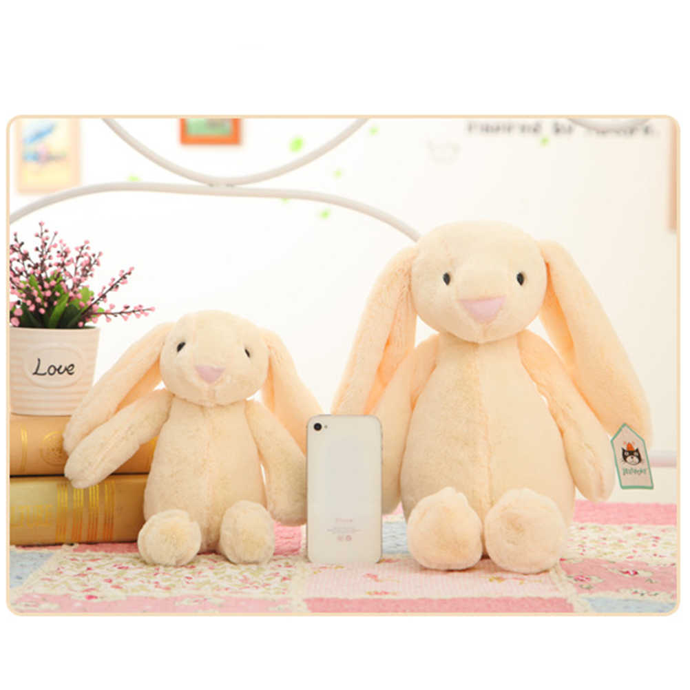 Baby Bunny Rabbit Plush Toy Soft Stuffed Animal Toy Kids Gift Animal Doll Toys Kids Rabbit Doll Baby Bedding Pillow Toys #30