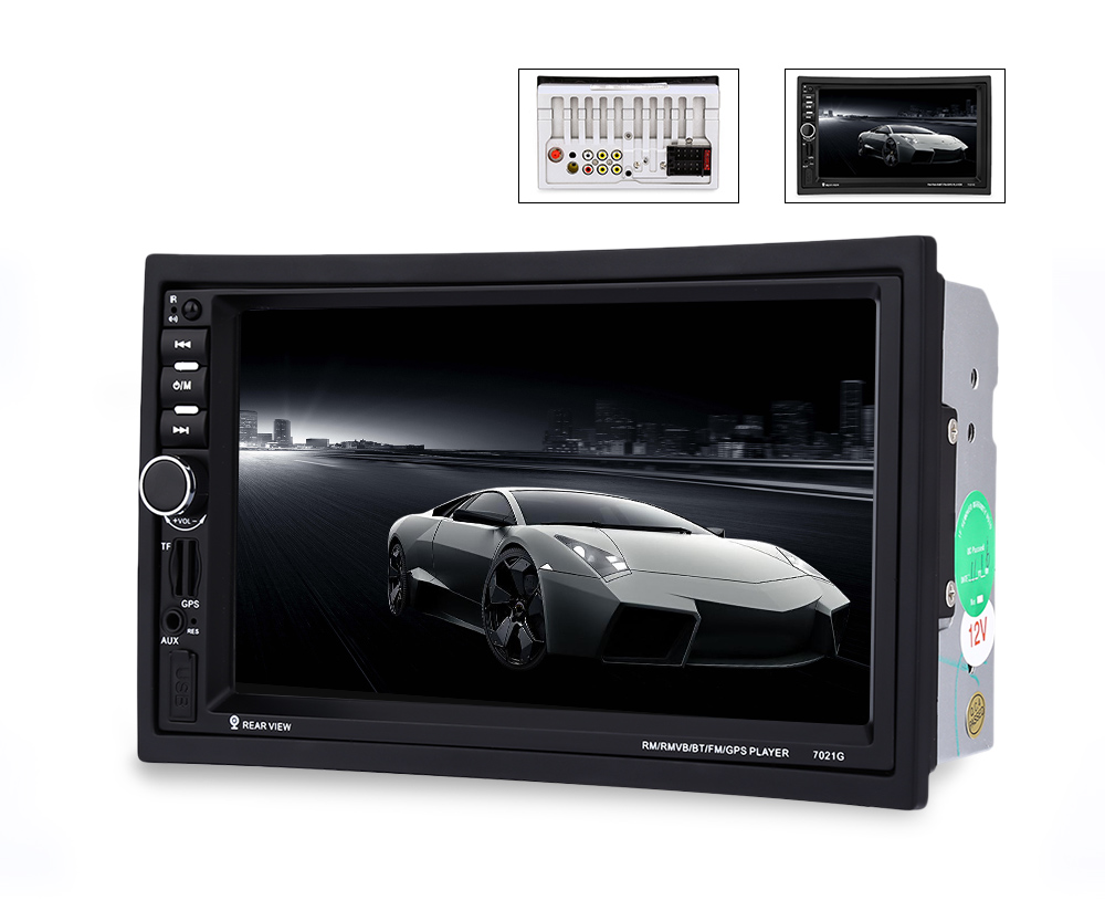 7021g 7 inch tft touch screen car mp5 player 2 din bluetooth7021g 7 inch tft touch screen car mp5 player 2 din bluetooth multimedia fm stereo auto radio gps map remote control video player in car mp4 \u0026 mp5 players
