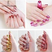 SEXYSHEEP 18 мл Лак для ногтей великолепный гель лак для ногтей Полупостоянный лак Top Coat базовый гель-лаков гель-лак
