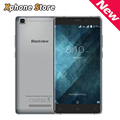 Envío película caso blackview a8 max 5.5 pulgadas android 6.0 4g MTK6737 Smartphone RAM 2 GB ROM 16 GB Quad Core 1.3 GHz Dual SIM teléfono móvil