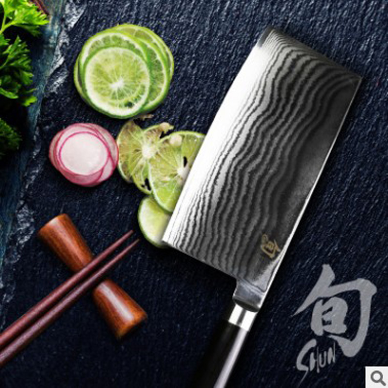 8 hüvelykes séf kés Kiváló minőségű 73 rétegű japán VG10 - Konyha, étkező és bár