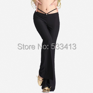 Belly Dance Dancing Costumes Crystal Cotton Diamonds Women Belly Dance Trousers