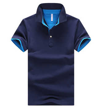 Mountainskin 2020 Solid Mens Shirts Brand Cotton Short Sleeve Camisas Tops Summer Stand Collar Male Shirt 4XL EDA324