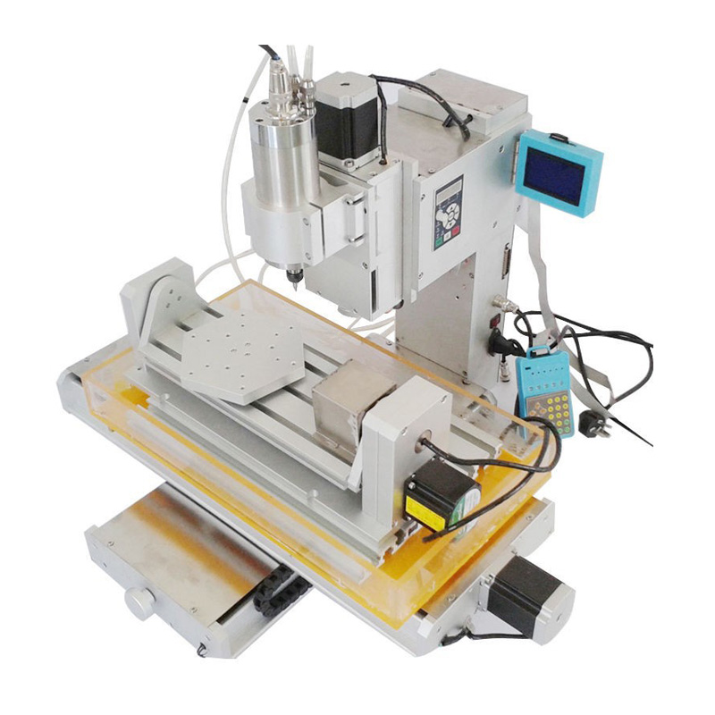 New Arrival 5 Axis CNC Wood Carving Machine Precision Ball Screw Cnc Router 3040 Milling Machine