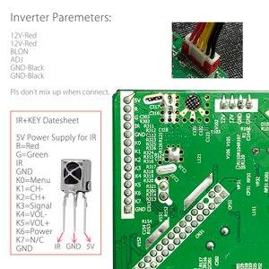 Image 3 - Media doppio del gioco di USB del bordo di Driver dellaffissione a cristalli liquidi universale DVB S2/T ATV del DVB C del segnale di Digital di sostegno del gioco di 5 OSD