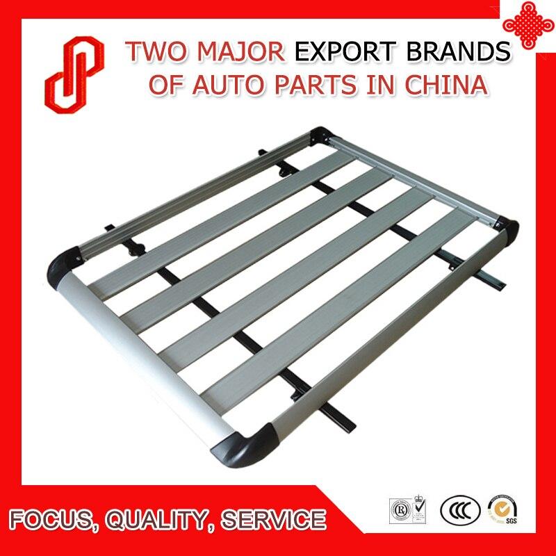 Haute qualité Universelle En alliage D'aluminium Porte-Bagages Panier toit rack Pour SUV De Voiture Porte-Bagages 130*90 140*100 160*90 cm ect