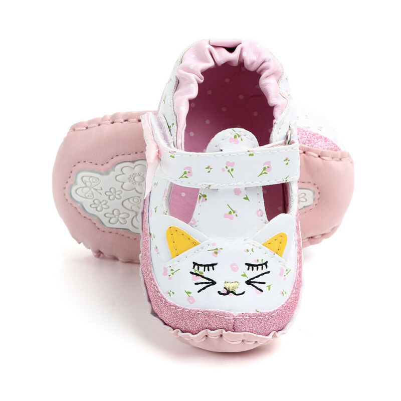 2019 Brand New Baby Unicorn Shoes Boy Girl Breathable Gym Shoes Toddler Soft Sole Sport Canvas Booties First Walkers
