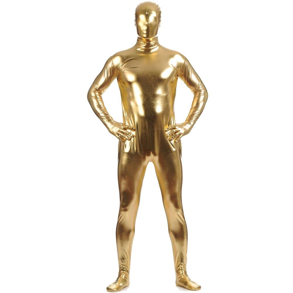 Gold Zentai