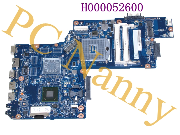 H000052600 For toshiba c850 l850 c855 l855 laptop intel s989 hm76 motherboard HD Graphics-- Good