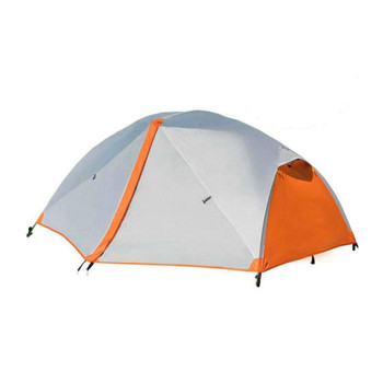 Camping tent 2 Person high quality Ultralight Granite canopy two persons double layer SNZP004 four season tents