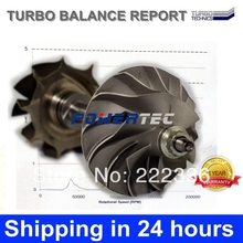 Garrett turbo shaft and wheel GT1749V 713672 shaft 713672-5002S rotor turbo cartridge shaft CHRA for A 3 1.9TDI (8L)