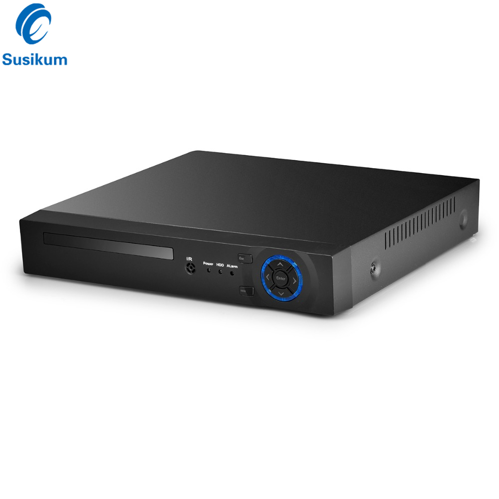 16 Channel 5MP NVR Hi3536D XMEYE APP H.265 P2P HDMI VGA Output P2P Network Security CCTV Video Recorder Support 3G WIFI ssicon h 264 full hd 32ch 1080p cctv nvr 32channel security network recorder p2p onvif xmeye app support wifi 3g rtsp