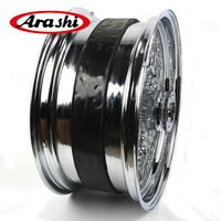Arashi 18x8.5Rear Wheel Rim For Harley Davidson XL 1200 R ROADSTAR Stainless Steel Chrome Modification Motorcycle Wheel Rims