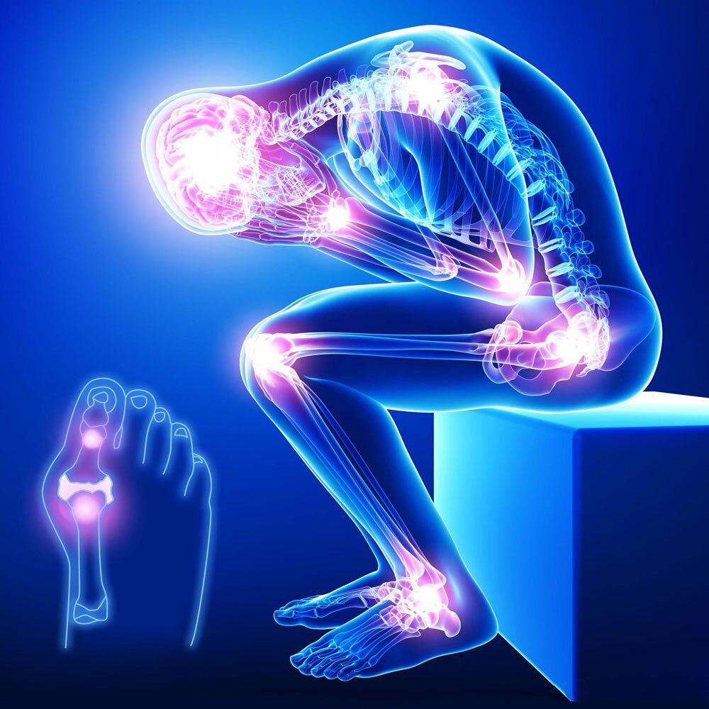 Image 2 - Турмалин, самонагревающийся пояс, магнитная терапия, для шеи, плеч, Корректор осанки, поддержка колена, массажер, продукты, 11 шт./компл.shoulder posture correctionshoulder posturesupport brace -