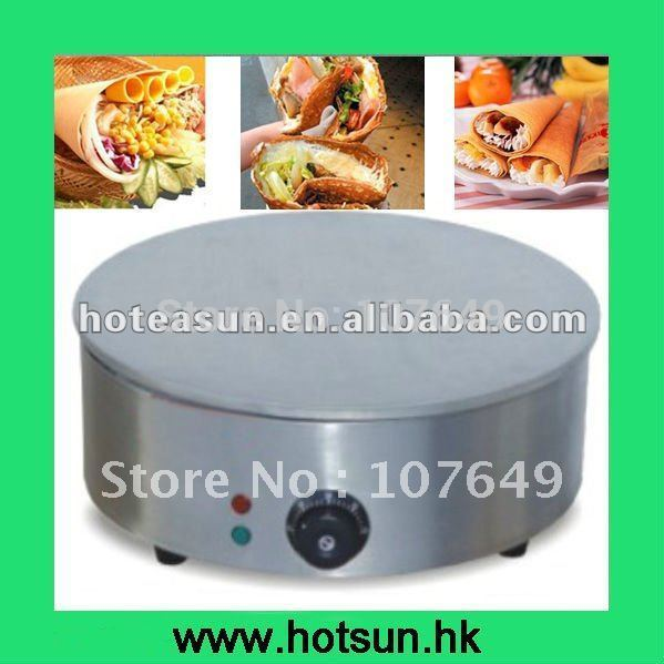цены Hot Sale 220V Electric Crepes Maker