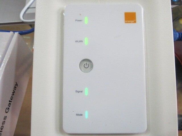 Самый дешевый в Исходном Разблокировать 7.2 Мбит HUAWEI E960 3G Wireless Mobile Hotspot Wi-Fi С LAN Порт И РАЗЪЕМ RJ11