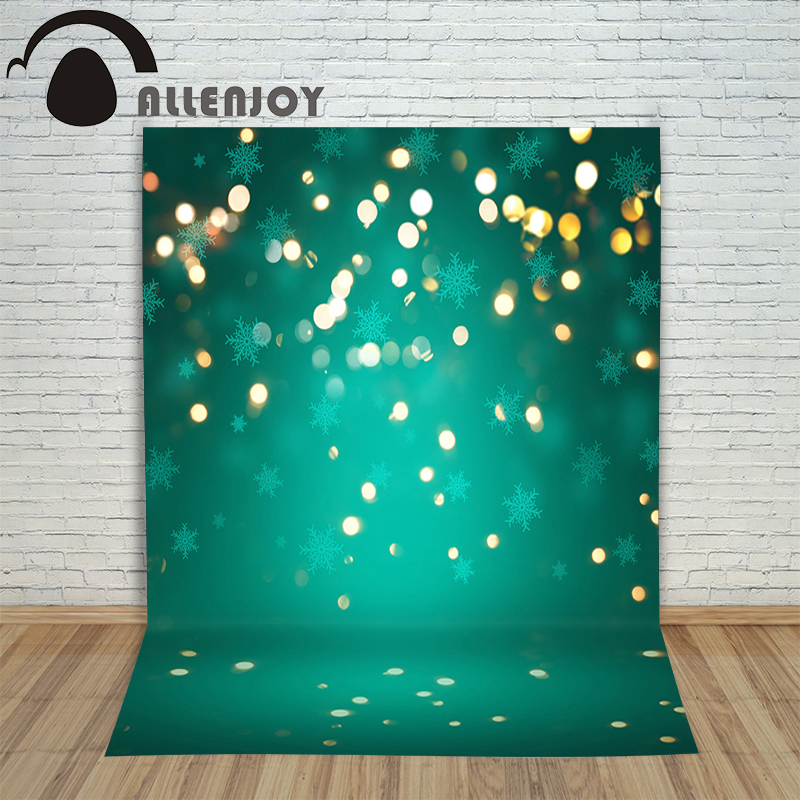 Allenjoy photography backdrops snowflake xmas bokeh bright kids vinyl baby shower photo profession christmas backgrounds allenjoy photography backdrops library bookshelf school student study room books photocall baby shower
