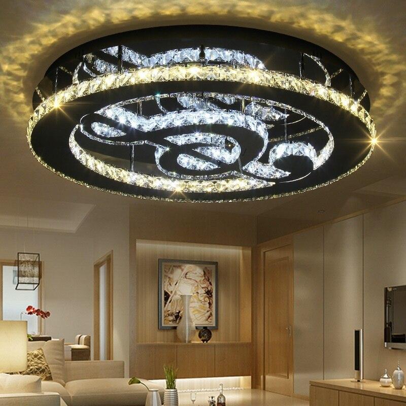 Moderne warme en romantische woonkamer slaapkamer studie plafondlamp ...