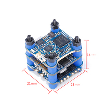 iFlight SucceX F4 12A Micro 2-4S For Flytower Fly Tower Built-in OSD 200mW VTX 16*16MM Hole for FPV Racing Drone DIY Models