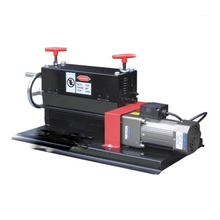 Electric Powered cable stripping machine Stripper Scrap Copper Wire 1pc enameled wire stripping machine varnished wire stripper enameled copper wire stripper xc 0312