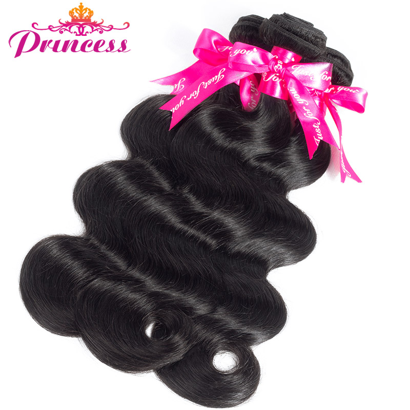Bundles Hair Body-Wave Non-Remy-Hair Beautiful Princess Weave Brazilian Hair-8-28inch