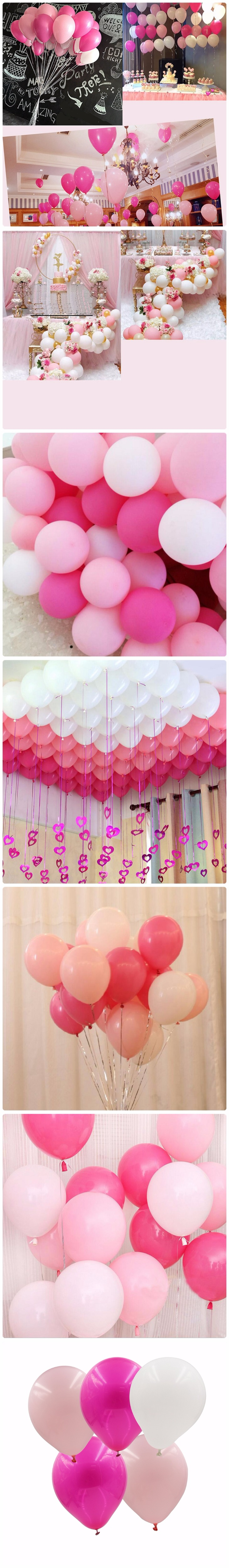 30PCS 10inch 3 Colors Balloons Team Bride Latex Inflatable Balloon for Home Wedding Party Decoration Bachelorette Party Supplies 11