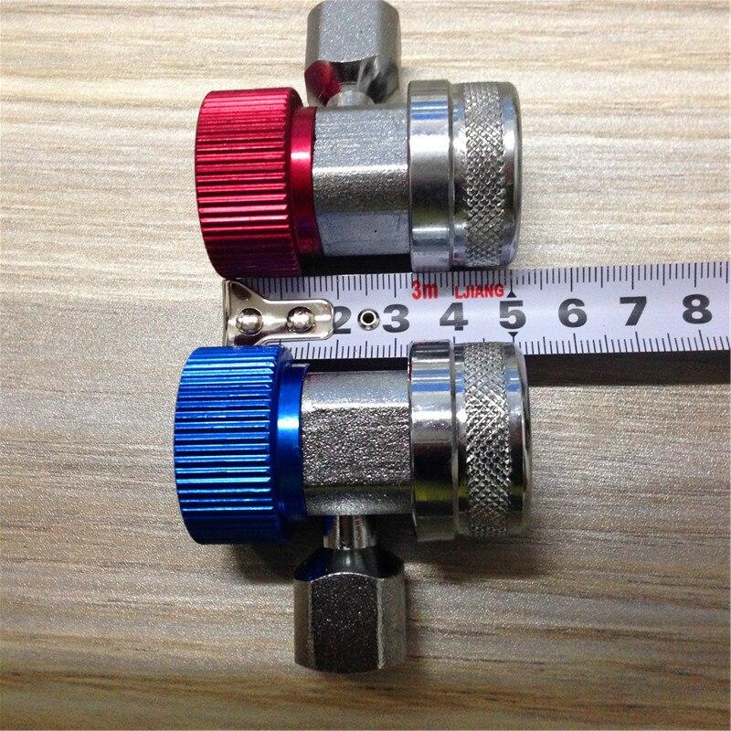 STARPAD raccords de connexion en fluorure | Raccords de climatisation réglables conversion de la bouche, raccord rapide réglable - 5
