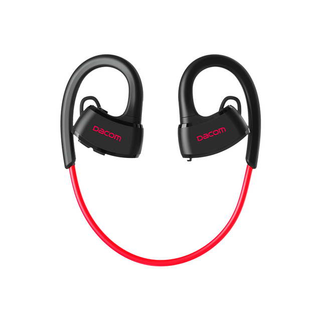 Dacom P10 IPX7 waterproof running ear headset stereo sport earphone wireless bluetooth headphone for phone consumer electronics