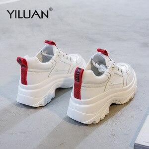 Yiluan Striped Sneakers women