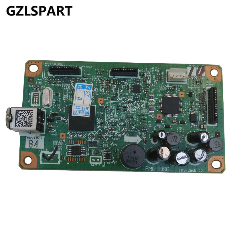 FM0-1096-000 FORMATTER PCA ASSY Formatter Board logic Main Board MainBoard mother board for Canon MF3010 MF-3010 MF 3010