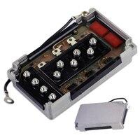 DWCX CDI Chuyển Box Power Pack 332-7778A12/332-7778 cho Thủy Ngân 3 & 6 Cyl 50-275 HP Động Cơ Phía Ngoài V-150 V-175 V-200 V-225