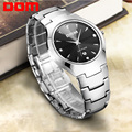 DOM Luxury Top Brand Men's Watch tungsten steel Wrist Watch  waterproof Business Quartz watch Fashion Casual sport  Watches