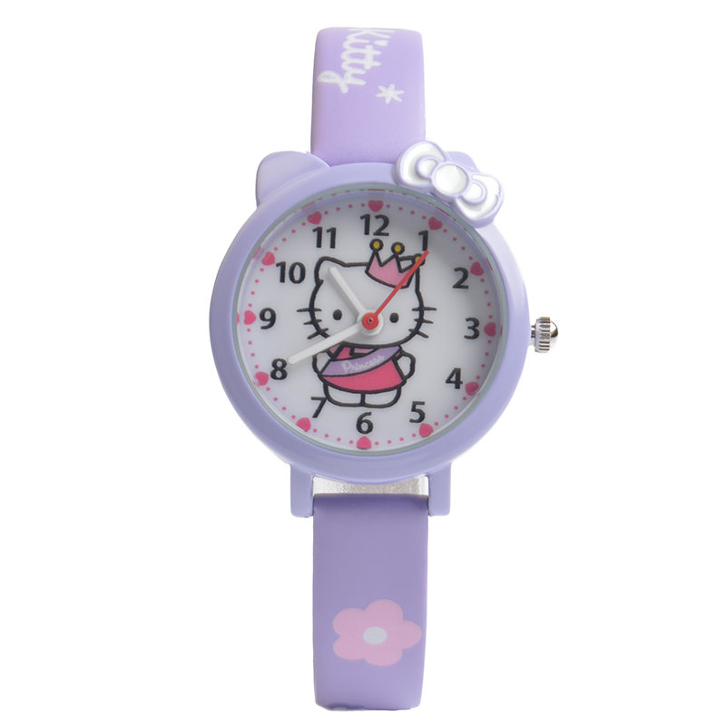 Kezzi Free Shipping Kids Watches Quartz Analog Cartoon Bear Leather Strap Wrist Watch Boys Girls Waterproof Wristwatches z0036 купить