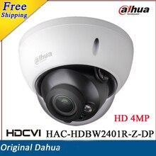 2017 New 4mp Dahua HDCVI Camera 2.7-12mm Motorized Lens Smart IR distance 30m Outdoor IP67 CCTV Camera HAC-HDBW2401R-Z-DP