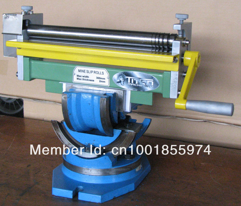 the small manual sheet roll bending machine-in Bending Machinery from Tools  on Aliexpress.com | Alibaba Group