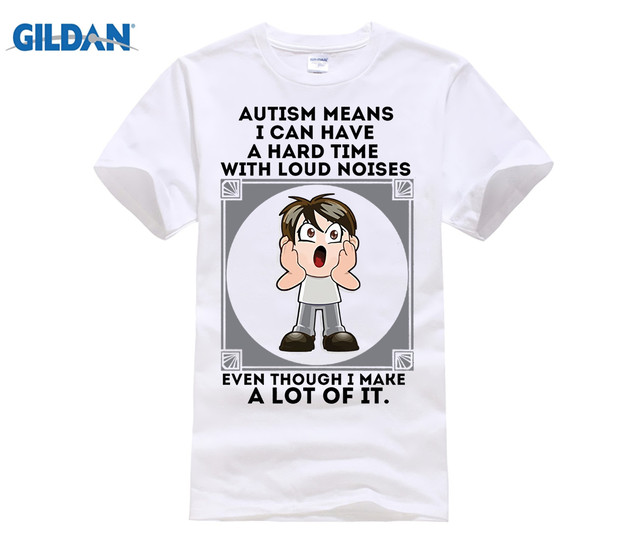 041e7aaff GILDAN Autism Awareness T Shirt Autism Shirts for Kid Dad Mom-in T ...