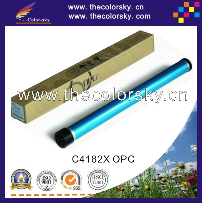 (CSOPC-H4182) OPC drum for HP mopier 320 troy system 632 micr 8150ex printer toner cartridge free shipping by dhl