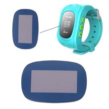 OOTDTY szklany ochraniacz ekranu zamiennik dla inteligentnego dziecka anty-zgubiony lokalizator GPS Watch Q50 tanie tanio Other Dla dorosłych Wszystko kompatybilny