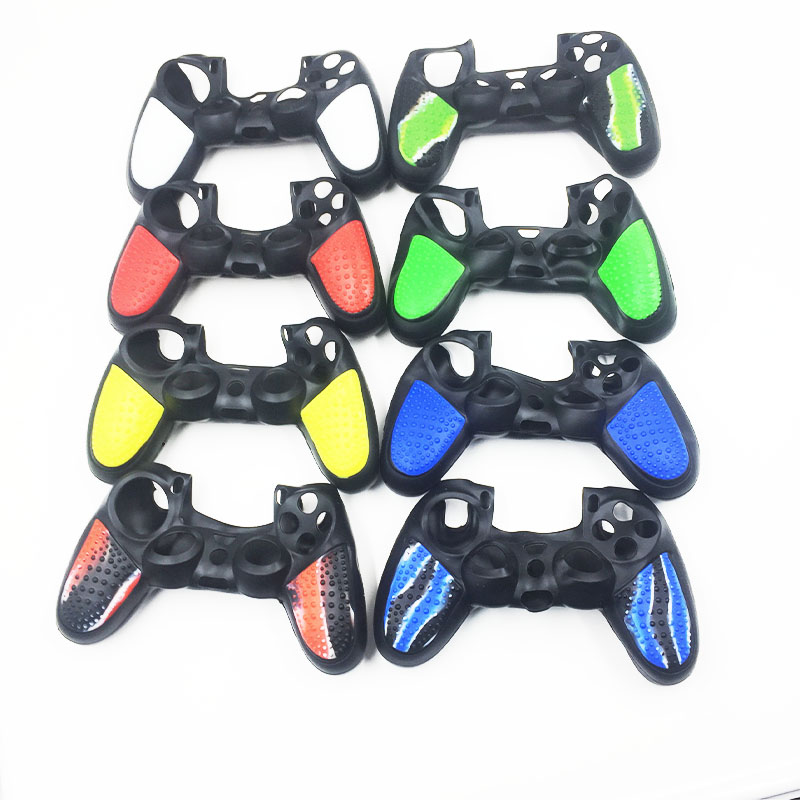 40PCS Anti-Slip Soft Silicone Skin Cover for PS4 /SLIM /PRO Controller