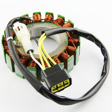 Motorcycle Ignition Magneto Stator Coil for SUZUKI DF40 QHS/L; TS/L 2005-2010 Magneto Engine Stator Generator Coil цена
