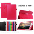 Stand Case For Samsung Galaxy Tab E 9.6 Cover for galaxy tab e 9.6 T560 T561 Tablet  Flip Protective case for samsung tab e 9.6
