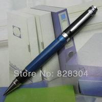 Free shipping Duke Da Vinci blue resin roller ball pen without the original box wholesale