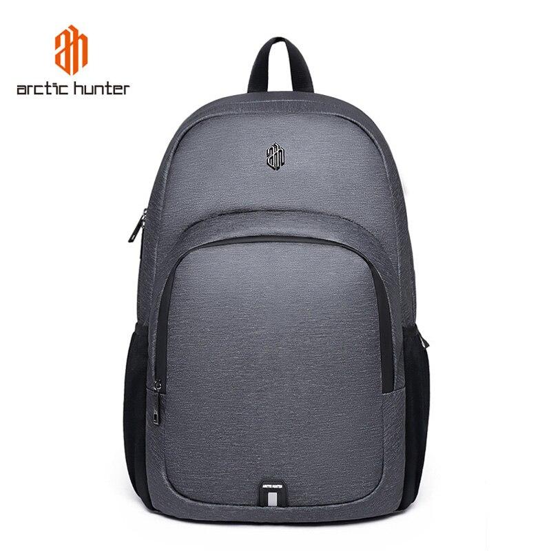 ARCTIC HUNTER 2018 USB Charging Waterproof backpack Men 15.6 inch laptop backpacks Travel Bag arctic hunter 2018 usb charging waterproof backpack men 15 6 inch laptop backpacks travel bag