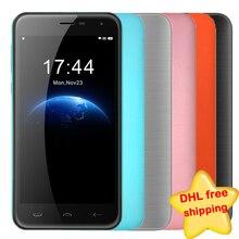 Оригинальный Doogee HOMTOM HT3 Pro 16 ГБ + 2 ГБ 4 г Android 5.1 MTK6735P 3000 мАч HT3 MTK6580A 1 ГБ оперативной памяти 8 ГБ ROM Лидер продаж смартфон разблокирована