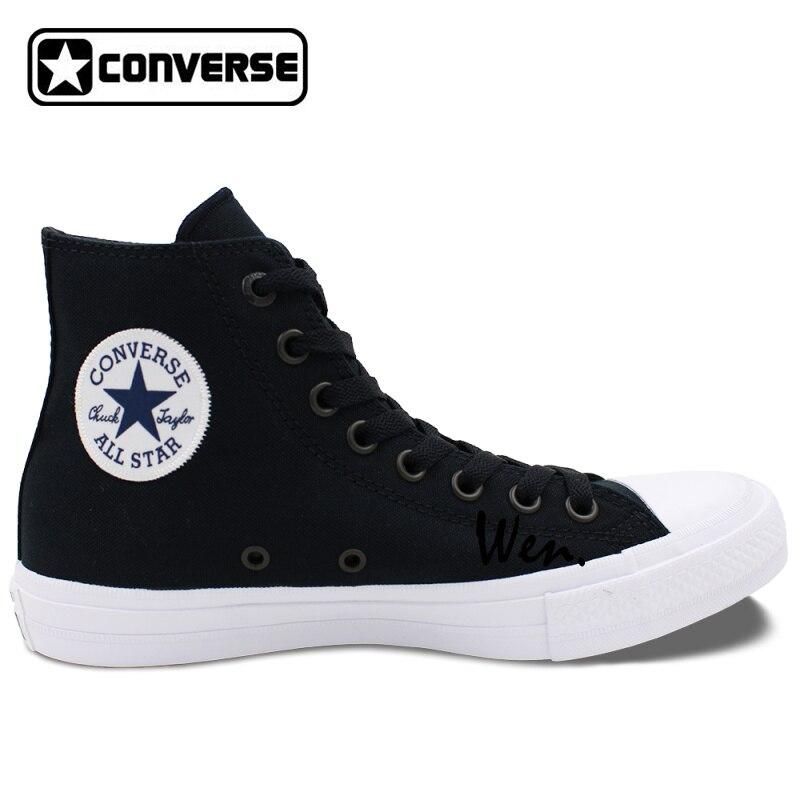 88bf08e3340a ... best price high top canvas shoes original design skull bird house men  women converse chucks sneakers
